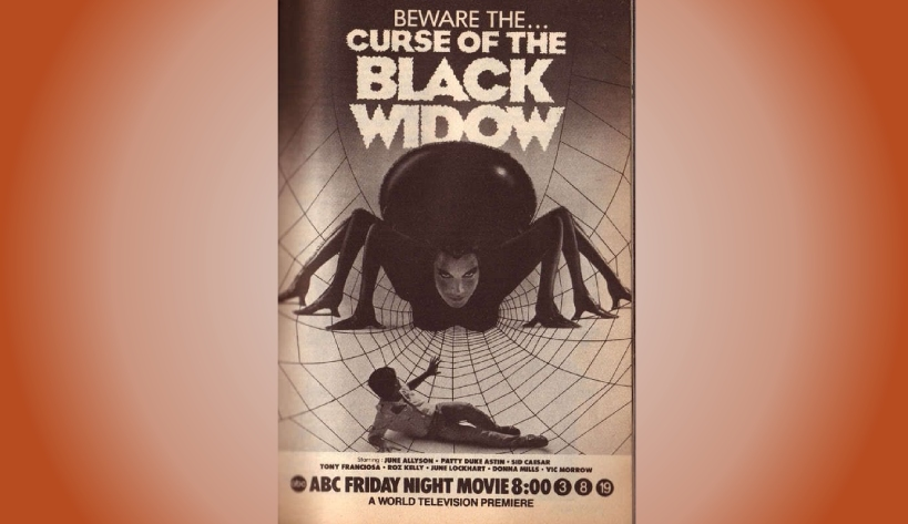 NFW Podcast – Episode 373 – Curse Of The Black Widow (1977)