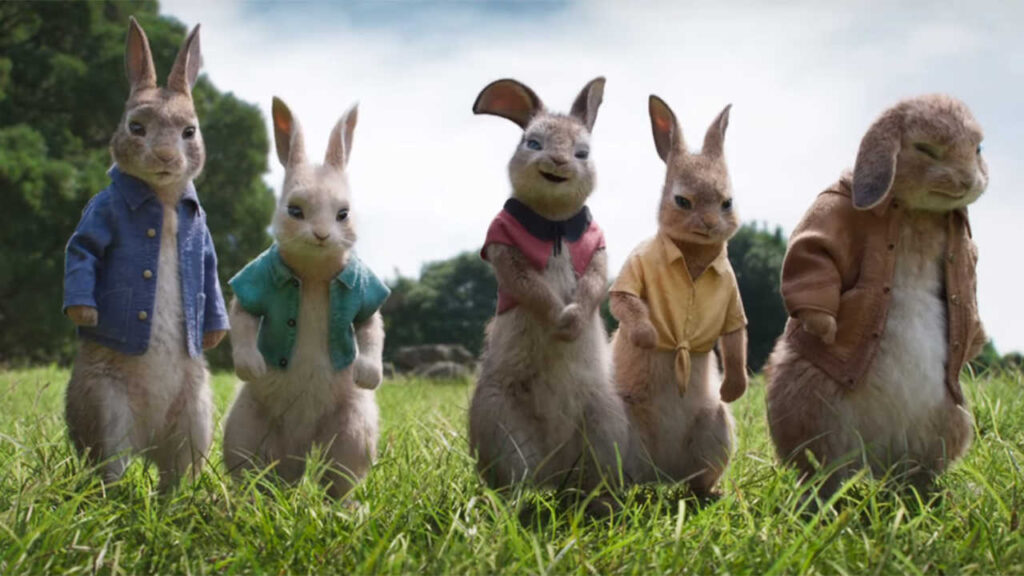 PETER RABBIT 2 Coming to Digital July 27 & Disc August 24
