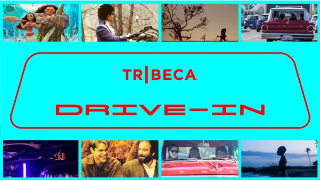 Tribeca Drive-in Returns to LA | July 28 – Aug 26, 2021 @ Rose Bowl Stadium