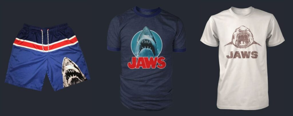 Fright-Rags Releases JAWS, PRINCE OF DARKNESS, TEXAS CHAINSAW 2, KILLER KLOWNS, NIGHT OF THE CREEPS Apparel