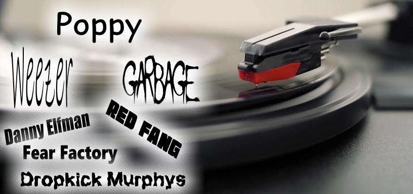 Speaker Brains Podcast – Episode 060 – New Album Reviews Part 2 – Including Garbage