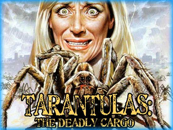 NFW Podcast – Episode 374 – Tarantulas: The Deadly Cargo (1977)