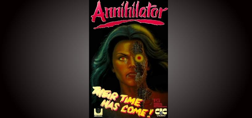 NFW Podcast – Episode 375 – The Annihilator (1986)