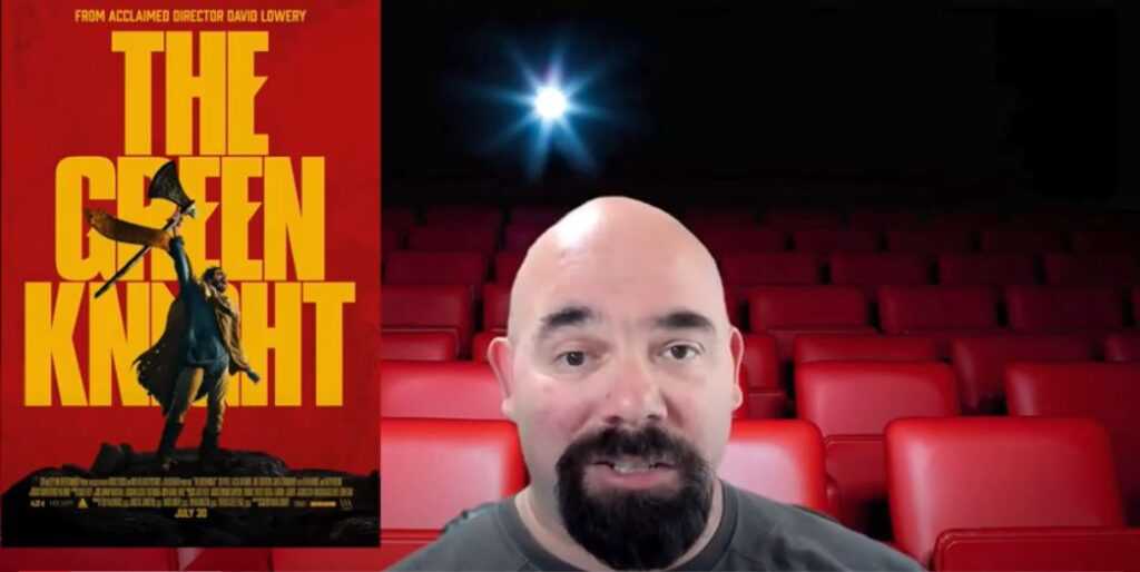 Eric's Movie Corner – Movie Review: The Green Knight (2021)