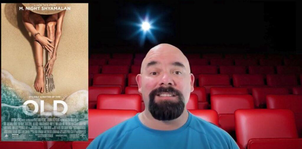 Eric's Movie Corner – Movie Review: Old (2021)