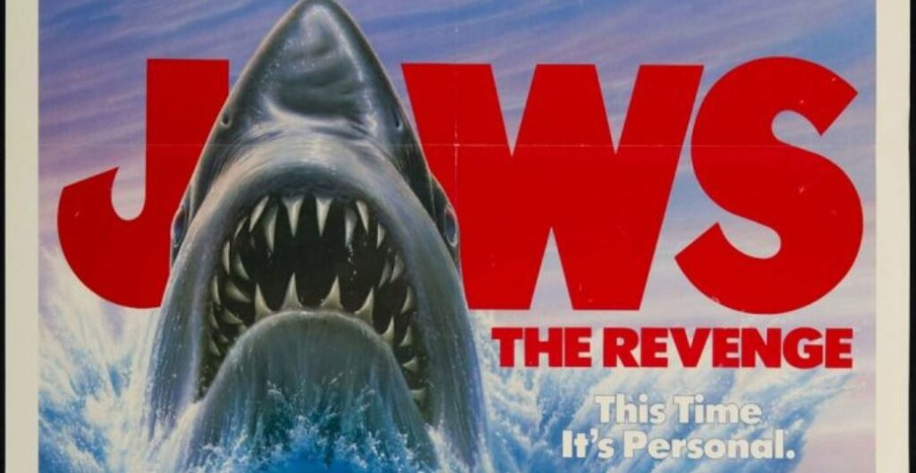 The Graveyard Sh*t Podcast – Jaws: The Revenge (1987) Fan Commentary