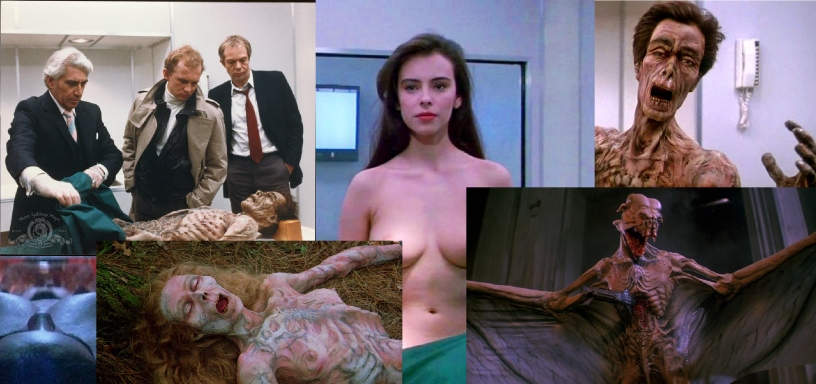 Dark Discussions Podcast – Episode 500 – LIFEFORCE (1985)