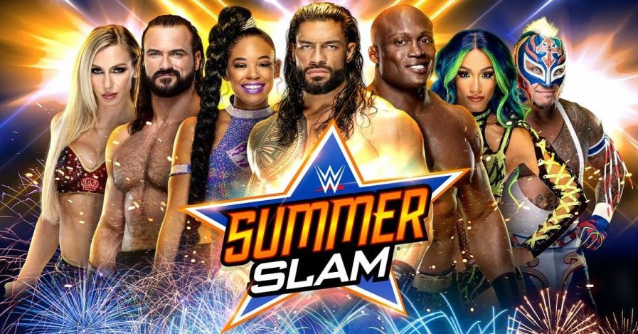 Anthony T's Horror & Wrestling Show – Episode 065 – WWE SummerSlam 2021