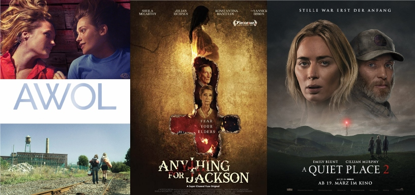 Halloween Boutique Psychotronic Reviews – Volume 029 – ANYTHING FOR JACKSON (2020) Interview