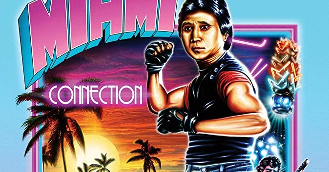 It's Not Horror Okay Podcast – Episode 041 – Miami Connection (1987)