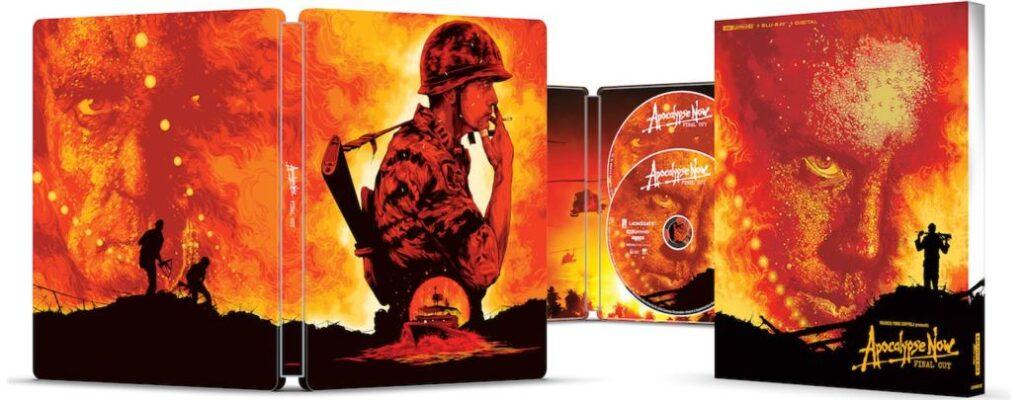 Apocalypse Now:  Final Cut – Steelbook Best Buy Exclusive 10/19/2021