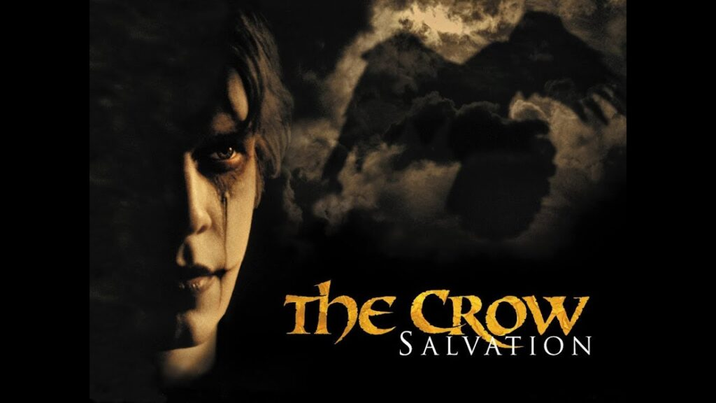 Is It Really That Bad Movie Podcast – Episode 12 – The Crow Salvation