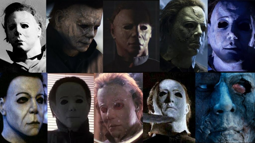 The Graveyard Sh*t Podcast – Michael Myers:  The Masks and The Ranking