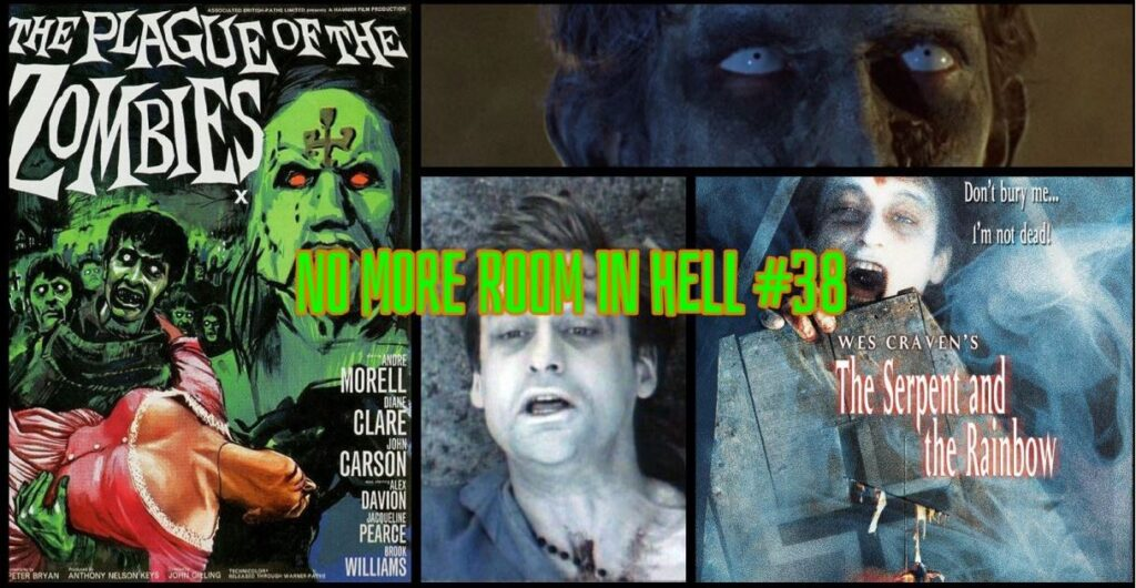 No More Room in Hell – Episode 38 – Voodoo Zombie Double Feature Review